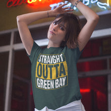 Packers Straight Outta Green Bay Tee