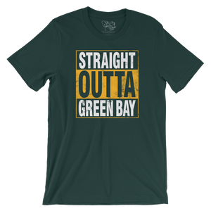 Packers Straight Outta Green Bay T-shirt