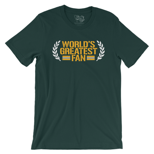 World's Greatest Green Bay Packers Fan T-Shirt