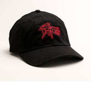 The Desert is Metal Dad Hat