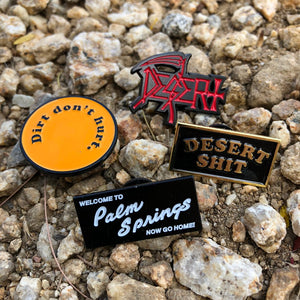 Peaks & Valleys Pin Set