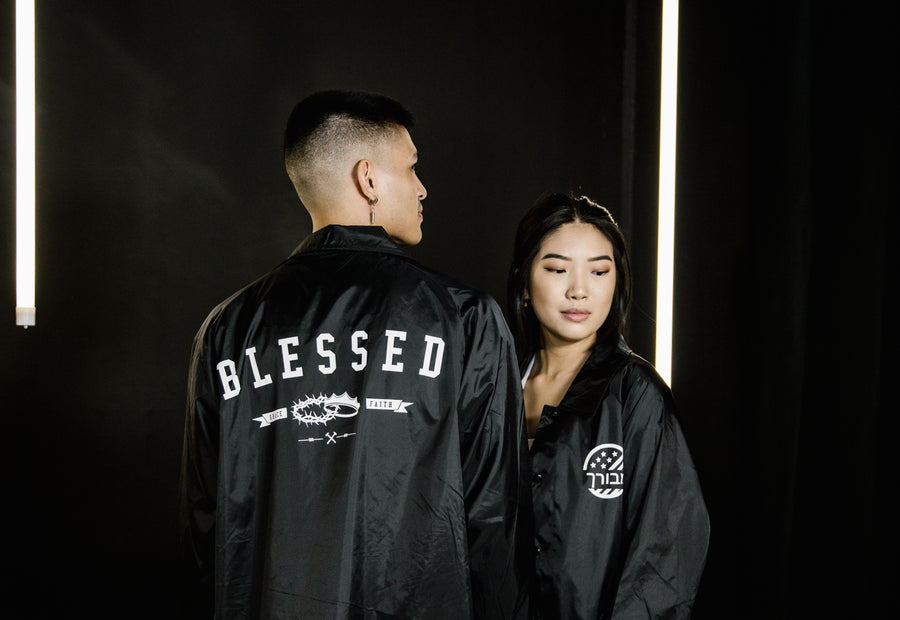 BLESSED WINDBREAKER - IDENTITco