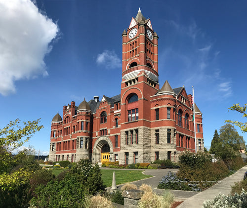 Jefferson County Courthouse Historic Building