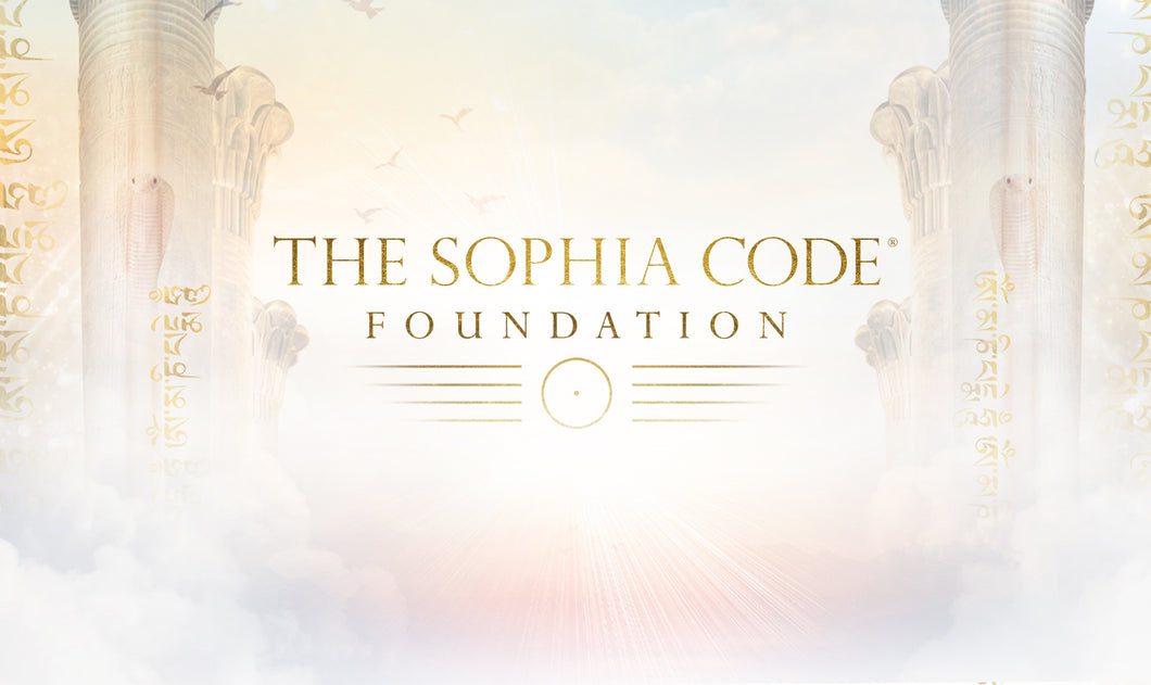 The Sophia Code Foundation | Kaia Ra | The Sophia Code | 501c3