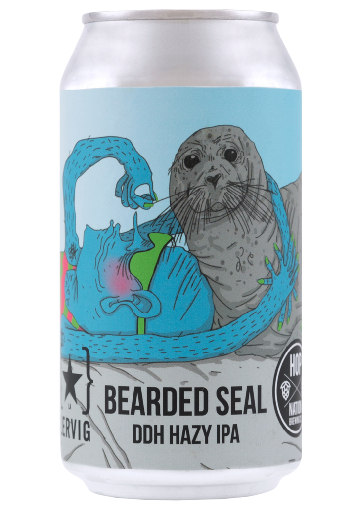 Bearded Seal - DDH Hazy IPA