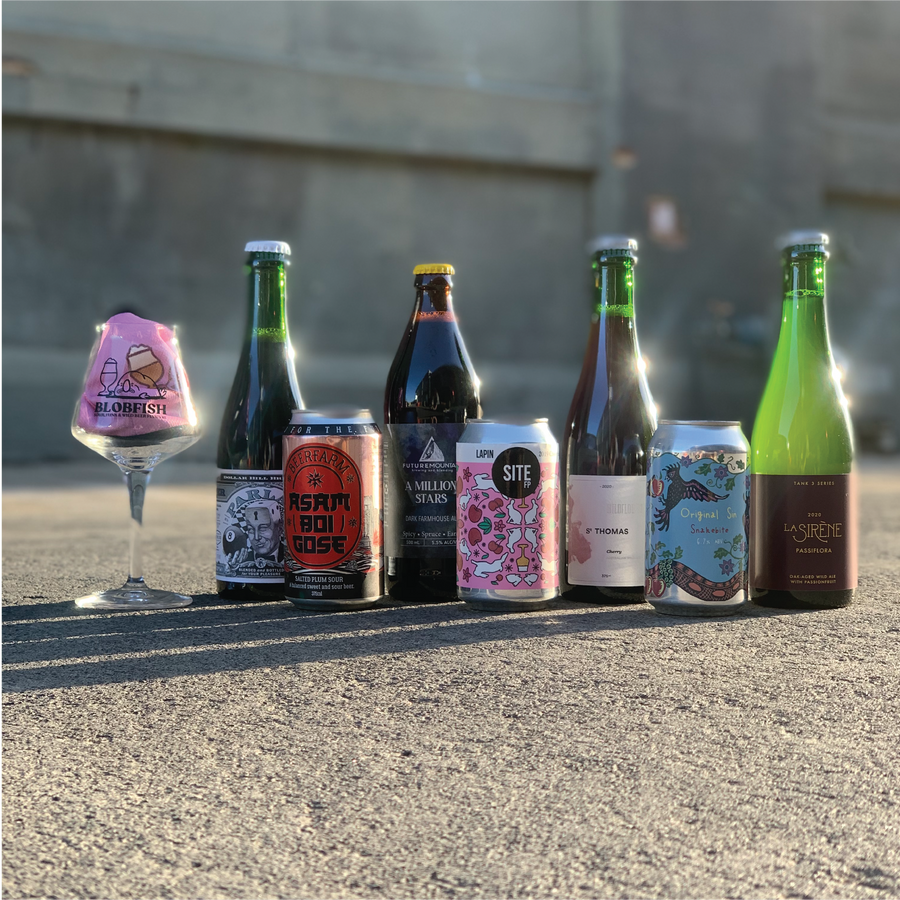 Blobfish Festival Brewer's Pack