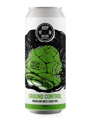 Ground Control - Fresh Hop West Coast IPA