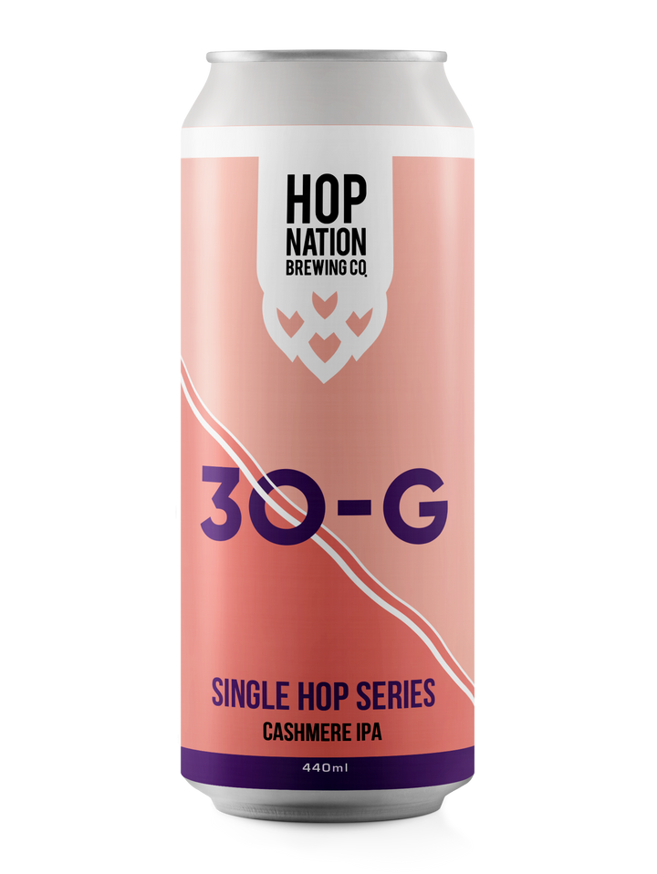 30-G Single Hop Series - Cashmere IPA