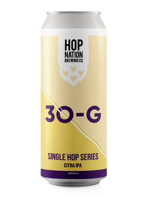 30-G Single Hop Series - Citra IPA