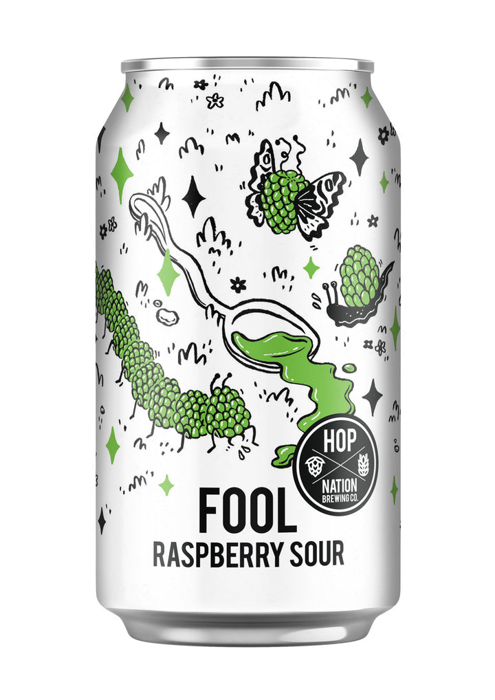 Fool - Raspberry Sour