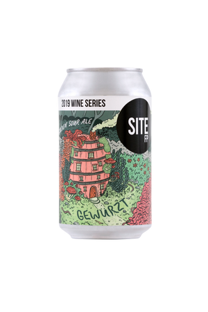 Can - 2019 Wine Series - Gewurzt Golden Sour Ale