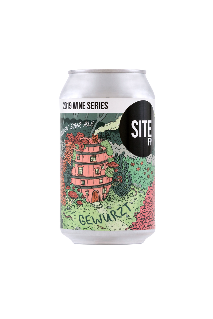 2019 Wine Series - Gewurzt Golden Sour Ale