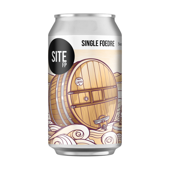 SINGLE FOEDRE SERIES - SOUR BLONDE