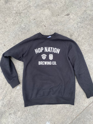 Hop Nation Sweater - Black