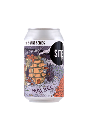 Can - 2019 Wine Series - Malbec Golden Sour Ale