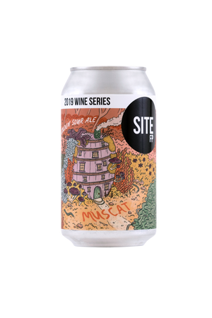Can - 2019 Wine Series - Muscat Golden Sour Ale