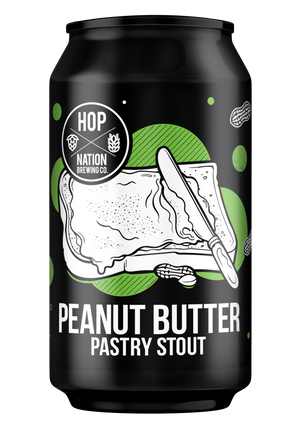 Peanut Butter Pastry Stout