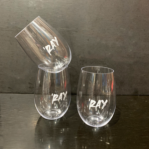 'Ray Stemless Cup