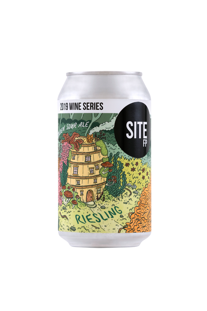 Can - 2019 Wine Series - Riesling Golden Sour Ale
