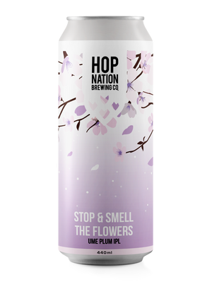Stop & Smell The Flowers - Ume Plum IPL