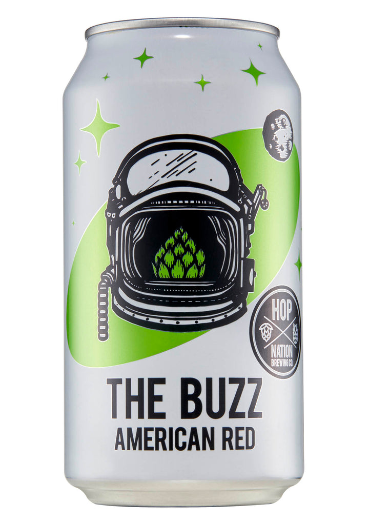 The Buzz - American Red