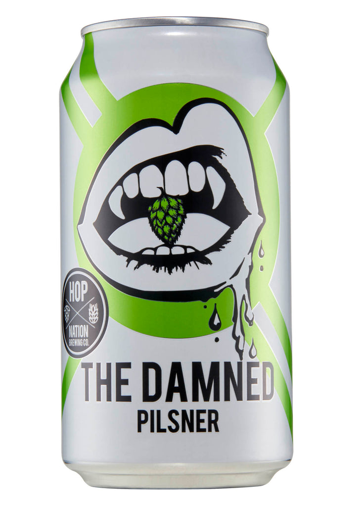 The Damned - Pilsner
