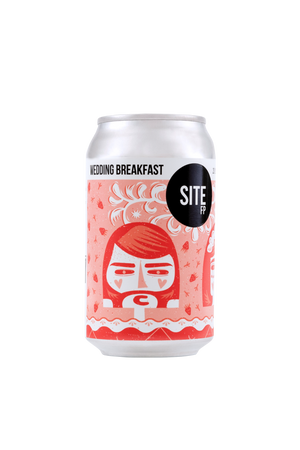 Wedding Breakfast - Strawberry Sour Blonde