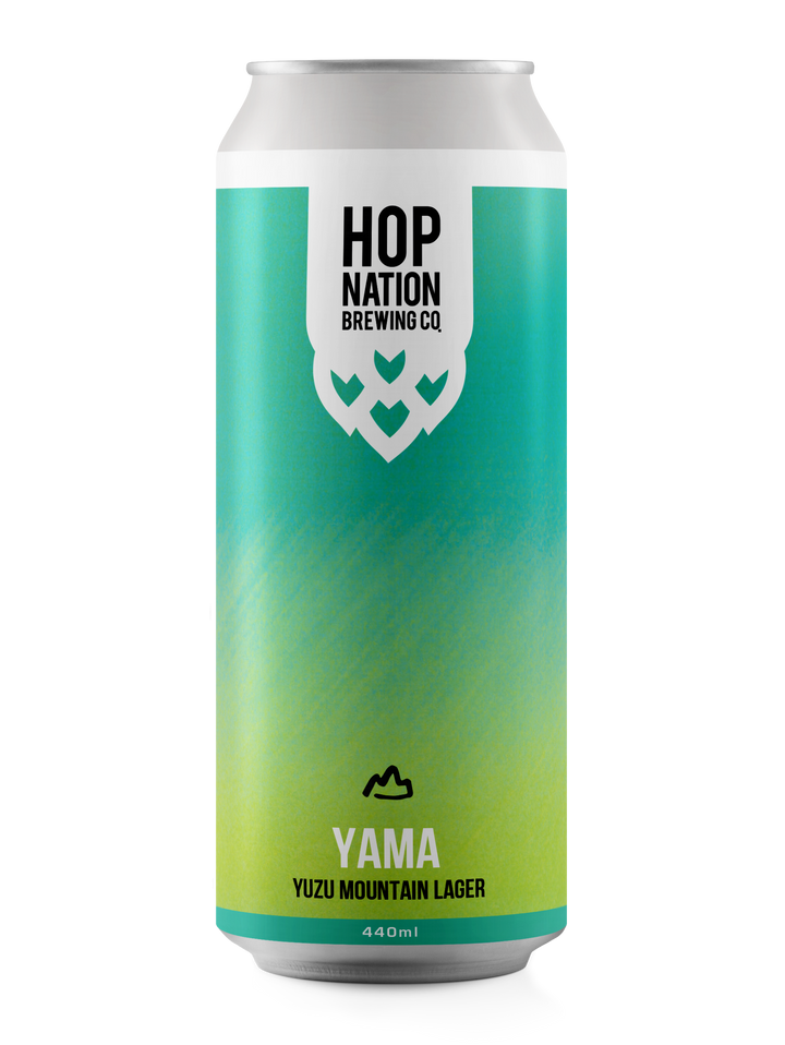 Yama - Yuzu Mountain Lager