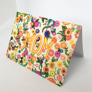 Little Flowers Mother's Day Card