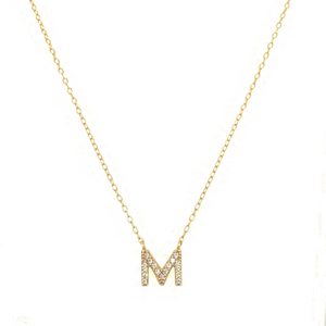 Lola Letter Necklace