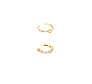 Miranda + Samantha Ear Cuff Set