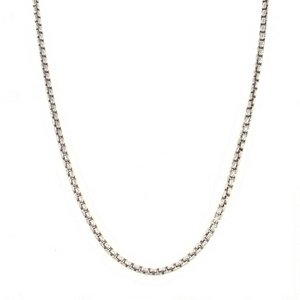 Silver Teagan Necklace