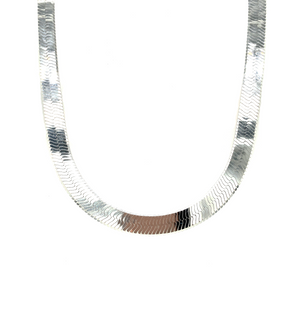 "16"" Aztec Necklace- Thick"