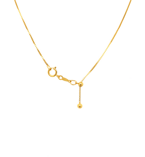 14k Diamond Montana Necklace