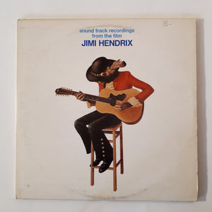 Jimi Hendrix - Soundtrack recordings from the film
