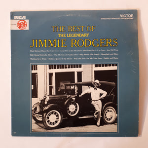Jimmie Rodgers - The best of the legendary