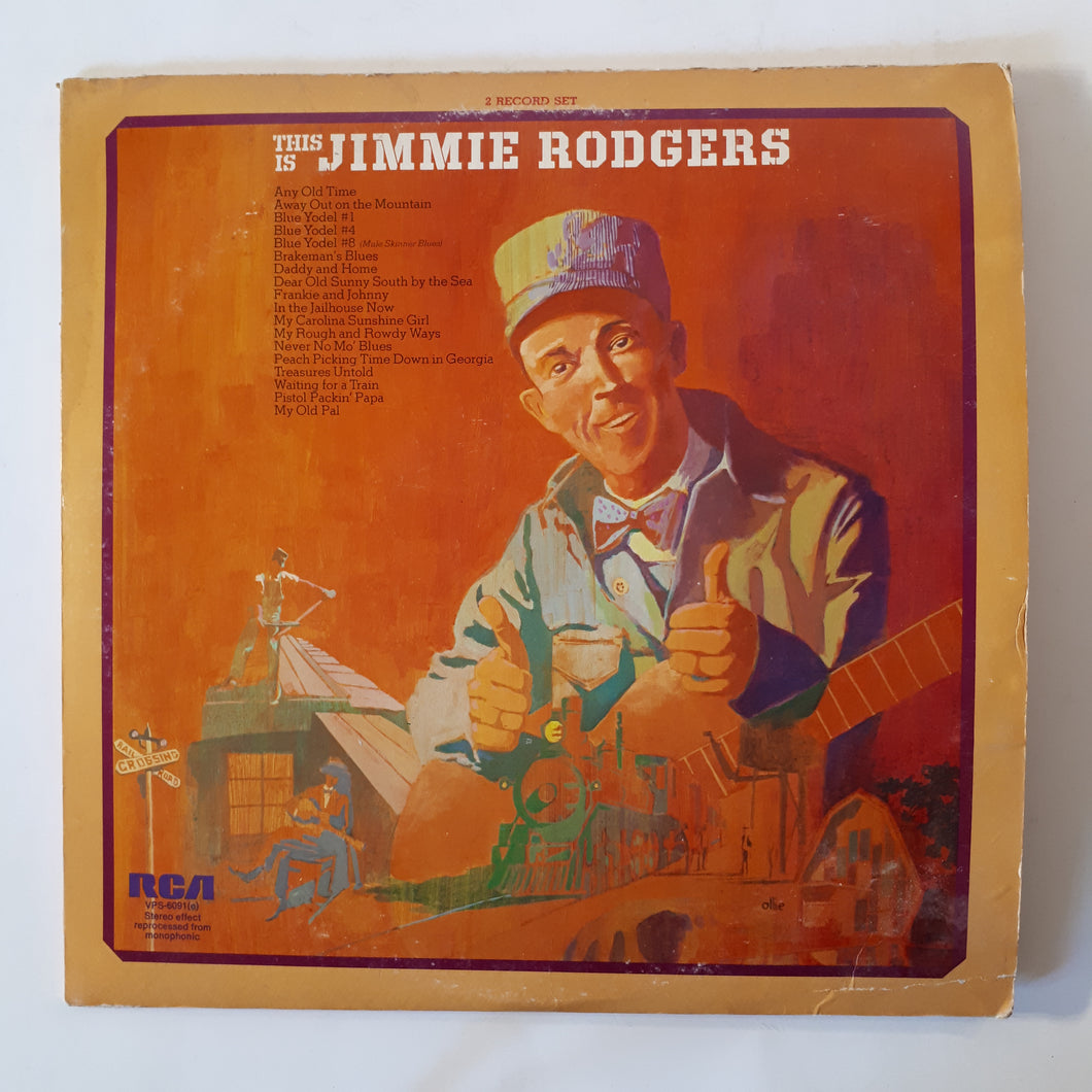 Jimmie Rodgers - This is