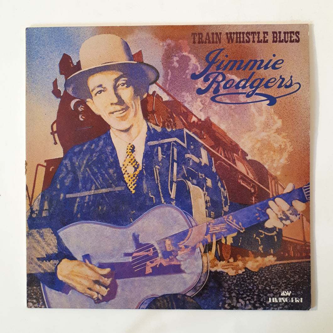 Jimmie Rodgers - Train whistle blues