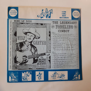 Wilf Carter - The legendary yodeling cowboy