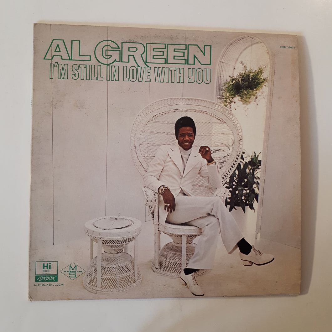 Al Green - I'm still on love with you