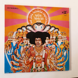 The Jimi Hendrix Experience - Axis : bold as love