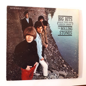 Rolling Stones - Big hits (high tide an green grass)