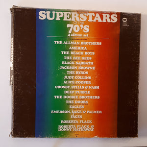 Superstars of the 70's - Compilation