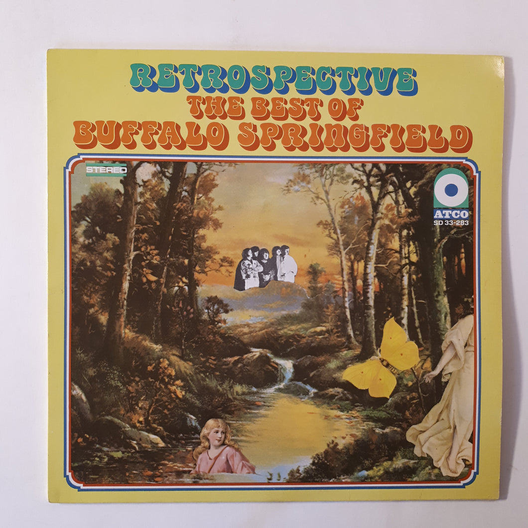 Buffalo Springfield - The best of