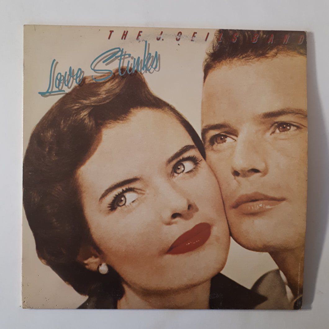 The J.Geils Band - Love stinks