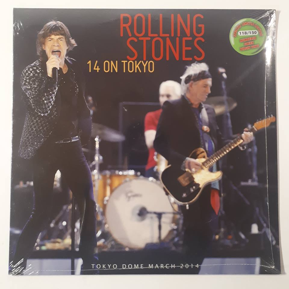 Rolling Stones - 14 on Tokyo