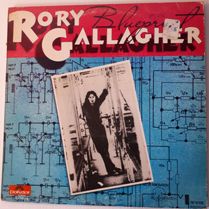 Rory Gallagher - Blueprints