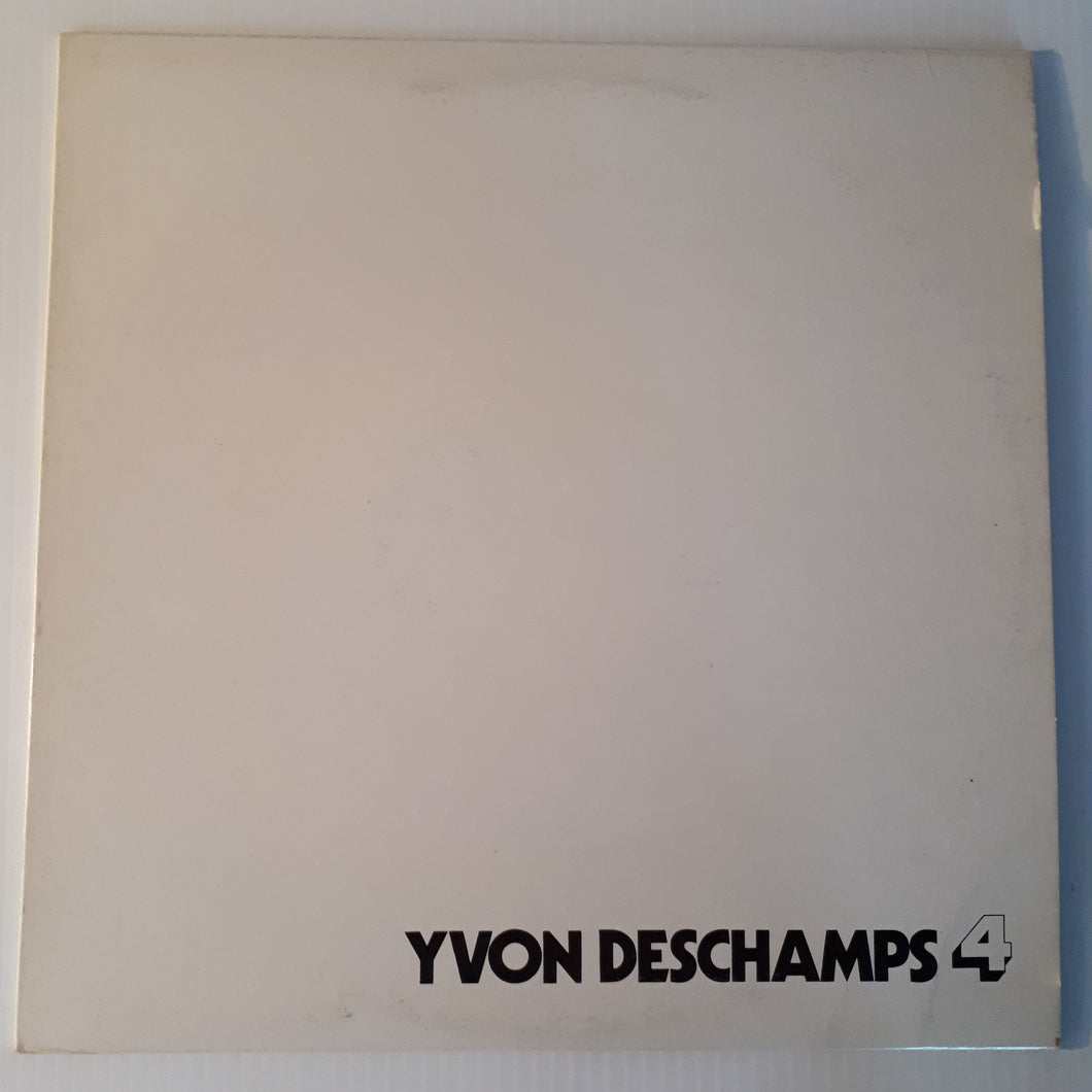 Yvon Deschamps - 4