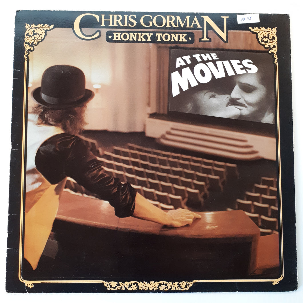 Chris Gorman - At the movies
