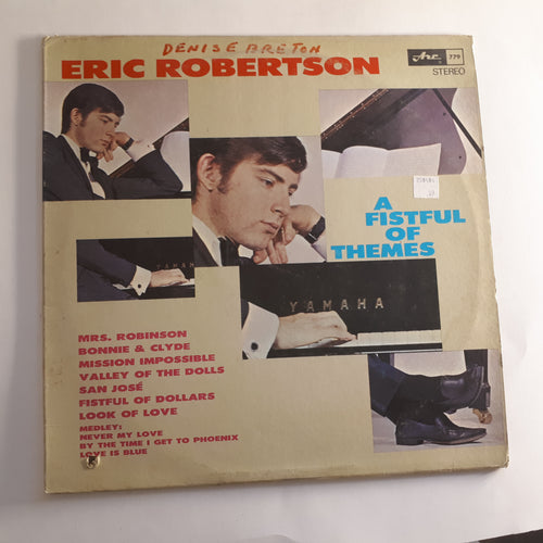 Eric Robertson - A fistful of themes